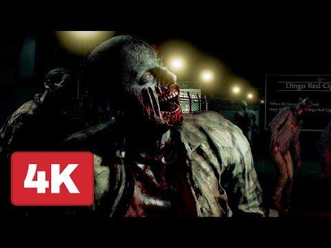 Resident Evil 2 Remake Reveal Trailer (4K) - E3 2018 | Racer lt
