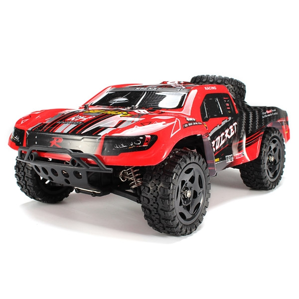 REMO RH1/RH2 1/16 2.4G 4WD Brush RC Short-Course Truck RC SUV 1621