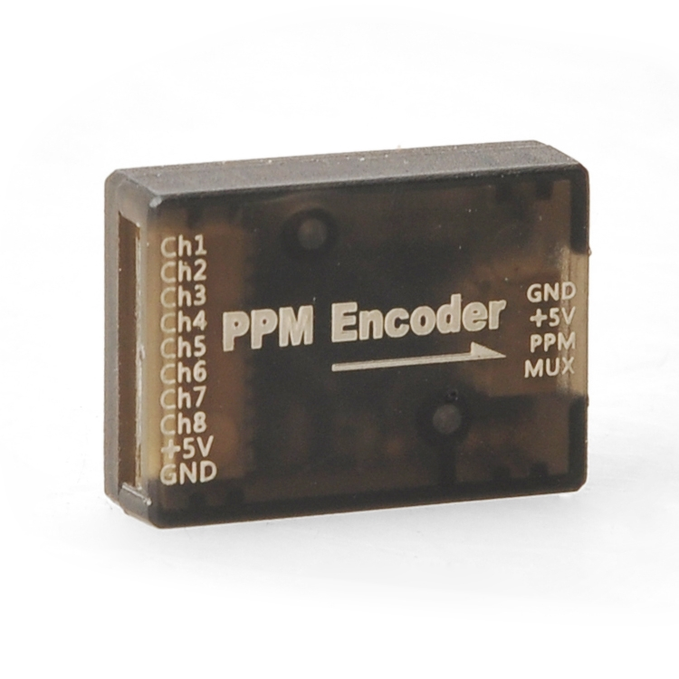 PWM To PPM Encoder Switcher For Pixracer Pixhawk MWC Flight Controller