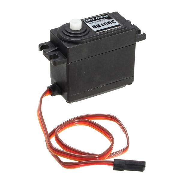 Power HD-3001HB 4.4KG 43g Servo Steering Engine RC Car Spare Part