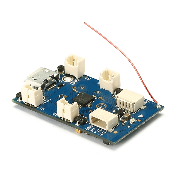 Micro Scisky 32bits Brushed Flight Control Board Built-in DSMX/DSM2 Compatible RX With 1.25mm Plugs