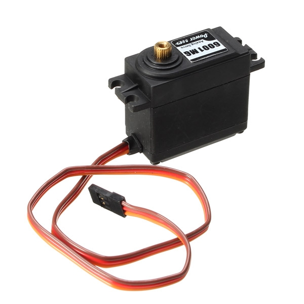 Power HD-6001MG 7KG 56g Servo Metal Gear Steering Engine RC Car Part Suit for 1/10 RC Car Part