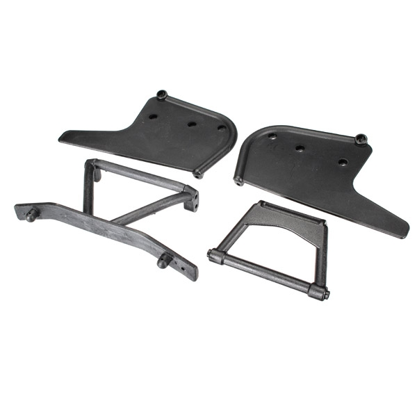 Menmax Racing BLITZ X1 MR809100 1/8 Rear Bumper Set 89013