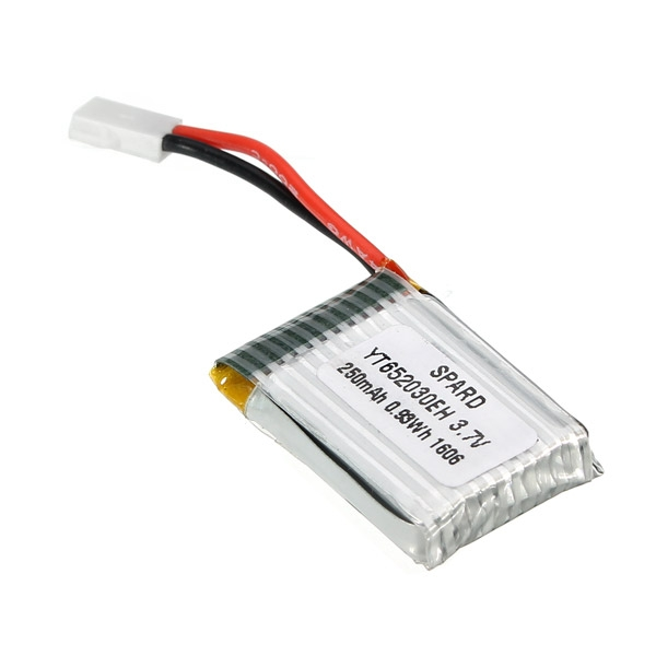 XK X100 RC Quadcopter Spare Parts 3.7V 250mAh Battery