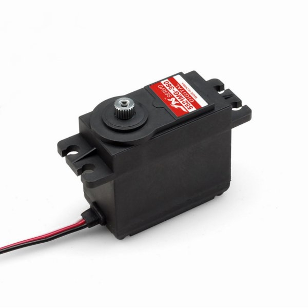 JX Servo PDI-5521MG 20KG Metal Gear Digital Standard Servo 360 Degree Clockwise