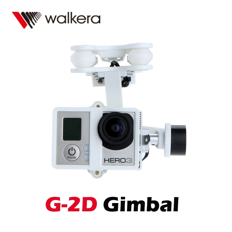 Walkera G-2D Brushless Gimbal For iLook/GoPro Hero 3 Camera on Walkera QR X350 Pro RC Quadcopter Spare Parts