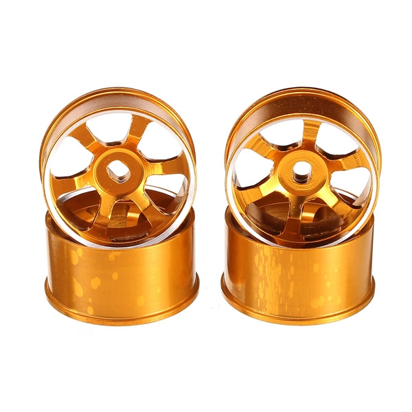 1/28 Upgraded Metal Rims For AWD IW04M DG04M 4PCS