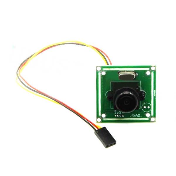 FPV 800TVL COMS FPV HD Camera FOV 140° 12V 2.8mm Lens PAL NTSC For ZMR250 QAV250 RC Multirotor