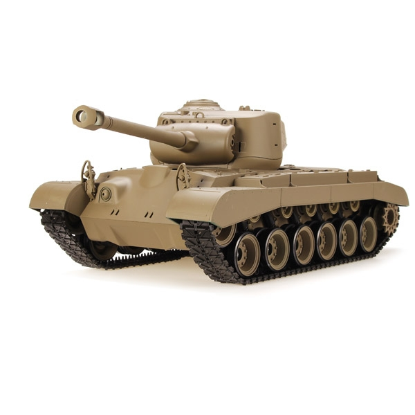 Heng Long 1/16 2.4G 3838-1 US M26 Pershing Battle Tank RC Tank