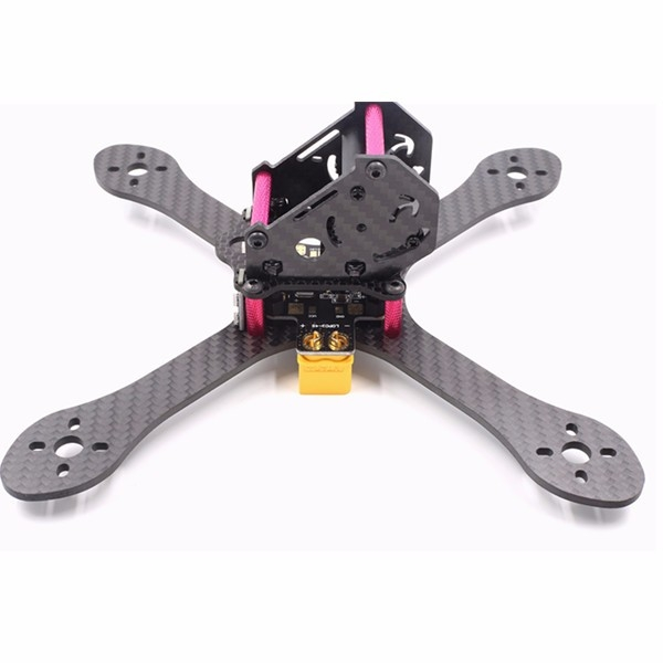 GEPRC GEP-QX5 195mm Carbon Fiber Frame Kit with XT60 PDB/BEC for RC Multirotor