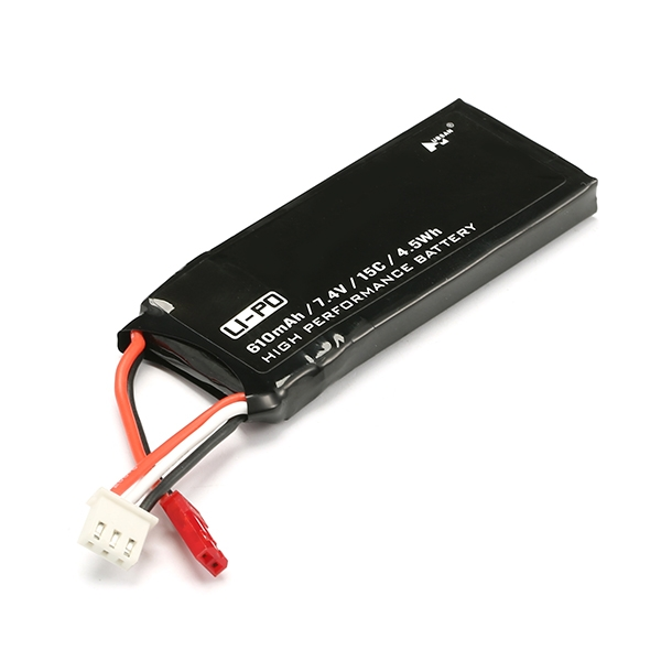 Hubsan X4 H502S H502E RC Quadcopter Spare Parts 7.4V 610mAh 15C 4.5Wh Lipo Battery