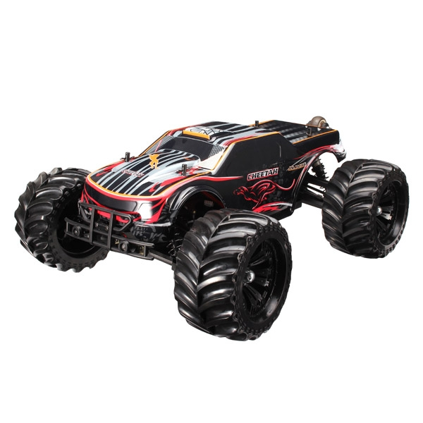 JLB Racing CHEETAH 1/10 Brushless RC Car Monster Trucks 11101 RTR