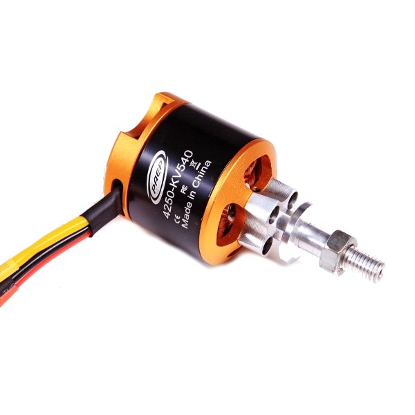 FMS 4250 KV540 Brushless Motor For 1400mm P-51D V8/ P-51B/ P47/ F4U V3