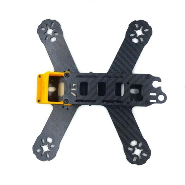 ZG180 180MM Carbon Fiber Mini Frame Kit 3MM With 3D Printing Camera Bracket