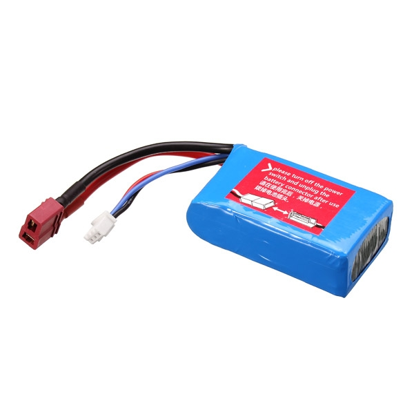 WLtoys A959-B-23 7.4V 1500mah Li Battery For A959-B A969-B A979-B RC Car Part