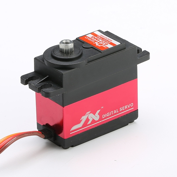 6X JX PDI-6221MG 20KG Large Torque Digital Standard Servo 360 Degree CW