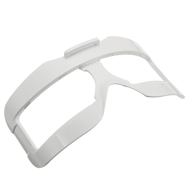 Skyzone SKY02S V+ FPV Goggles Accessory Face Plate White Black Spare Part