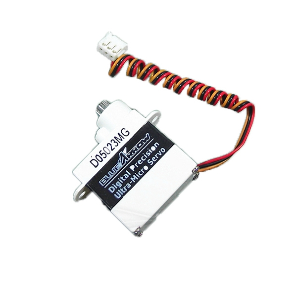 Bluearraow D05023MG Upgrade Metal Servo For WLtoys V950 RC Helicopter Parts