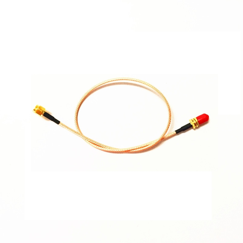 40cm 400mm 1.2G 5.8G FPV Antenna Extend Cable SMA RP-SMA Adatper Extension Cord