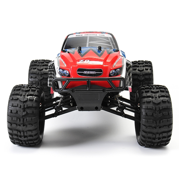 ZD Racing NO10427S Thunder ZMT-10 2.4GHz 4WD 1 10 Scale RTR Brushless Electric RC Car