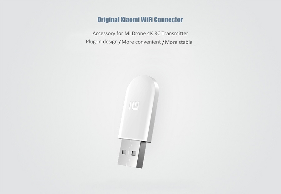 Xiaomi Mi Drone RC Quadcopter Spare Parts 2.5G WIFI Receiver For 4K Transmitter