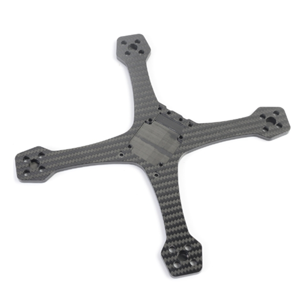 Diatone GT200N FPV Racing Drone Spare Part Bottom Plate Carbon Fiber