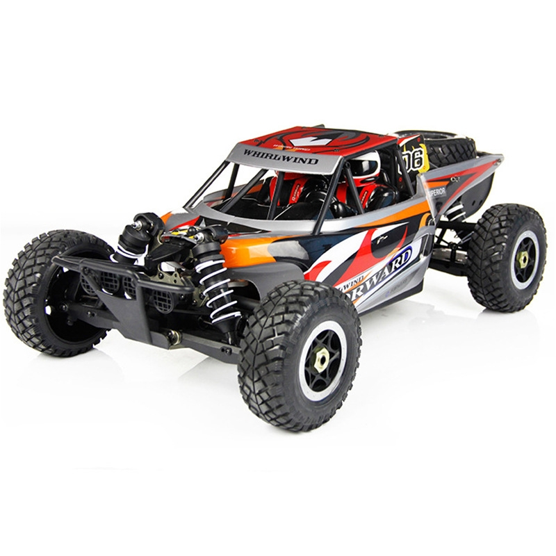 Wltoys A929 1/8 120A Brushless 4WD 2.4GHz 80KM/H Desert Rc Truck Random Color