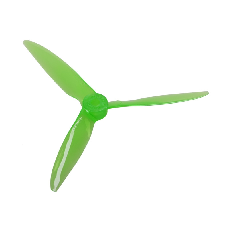 2 Pairs Dalprop Cyclone T5051C 5x5.1 3-blade Propeller CW CCW for FPV Racing Drone