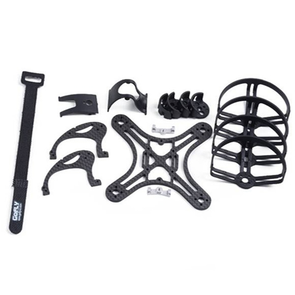 Gofly-RC Falcon CP90 Spare Part 95mm Carbon Fiber Racing Frame Kit