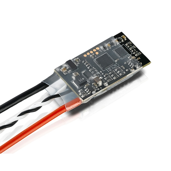 Hobbywing XRotor Micro 40A BLheli_32 ARM 3-6S ESC DShot1200 with LED Indicator for RC FPV Racing Drone