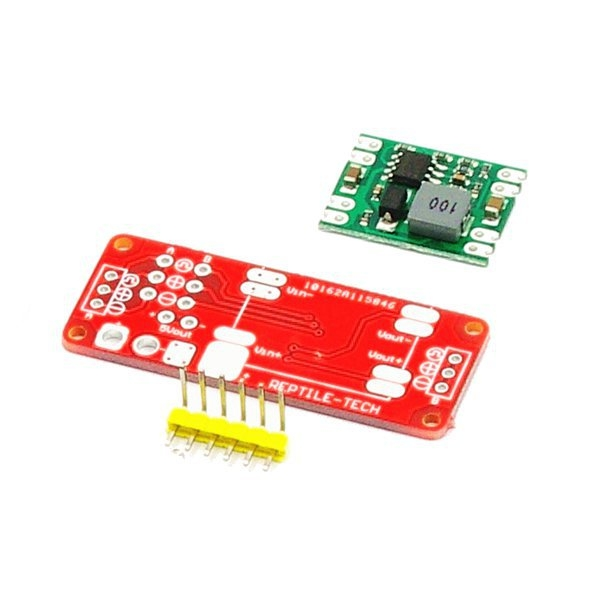 Power Distribution Board PDB & Flight Controller Combo for Reptile S800