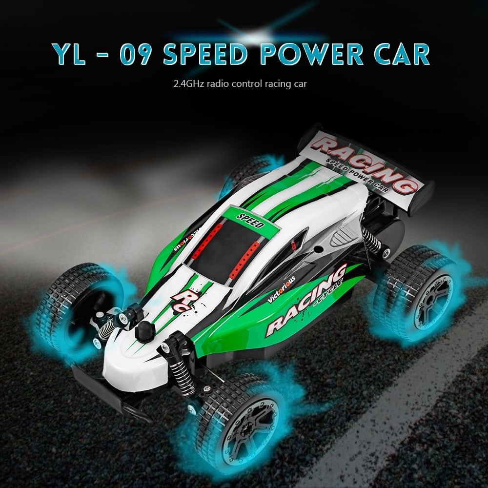 YL - 09 2.4GHz High Speed Radio Control Racing Car