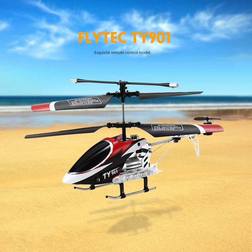 Flytec TY901 3.5-channel Infrared Remote Control Helicopter