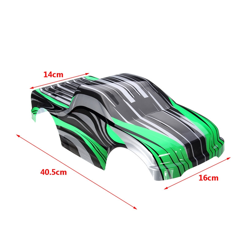 Replacement HSP RC Car 1/10 Body Shell For 94111 94111PRO 94111TOP With Sticker