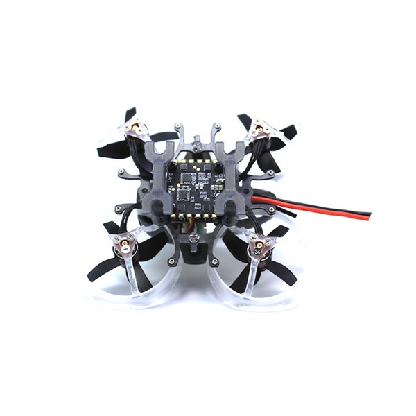 HB64 64mm 1S Brushless RC FPV Racing Drone BNF W/ F3 OSD 5A Dshot 25mW 48CH 600TVL FS-RX2A Receiver