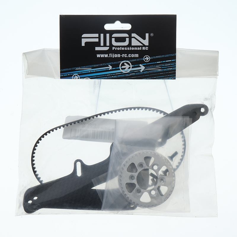 FIJON FJ913 1/5 Carbon Fiber Competition Motorcycle RC Car Parts After 44T lengthened OP OP1