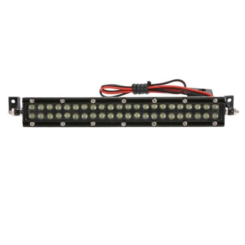 1:10 RC Car 44 LED Crawler Acces Super Bright Spotlights Roof Lights Lamp Bar For Trx-4 Trx4