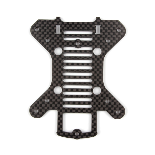 Realacc Real3 Frame Kit Spare Part 3mm Carbon Fiber Top Plate