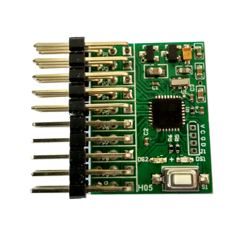16CH S.BUS S.BUS2 PPM PWM Converter S2PW For RC Drone FPV Racing Multi Rotor