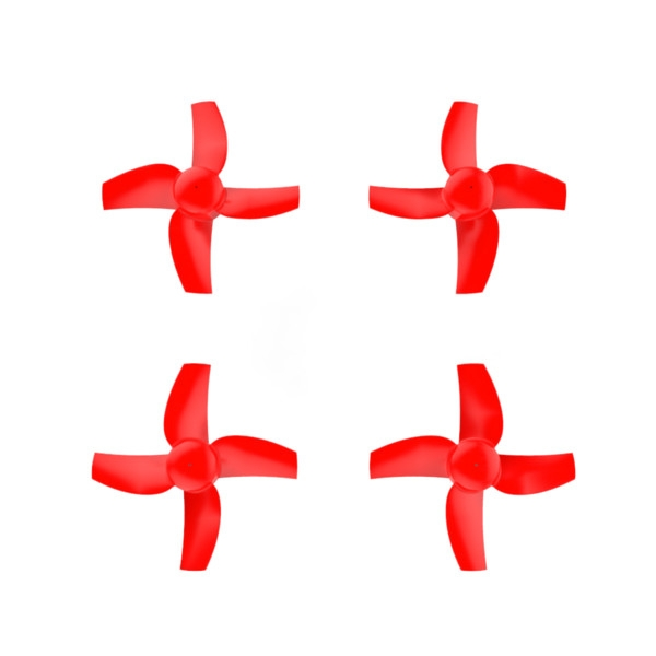 Eachine M80S M80 Micro FPV Racer Quadcopter Drone Spare Parts 4-Blade Propeller Props