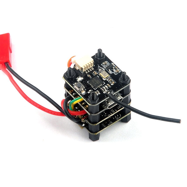 15x15mm Teenycube Flytower Compatible Flysky Receiver F3 6A BLHeli_S ESC for Revenger55 RC Drone