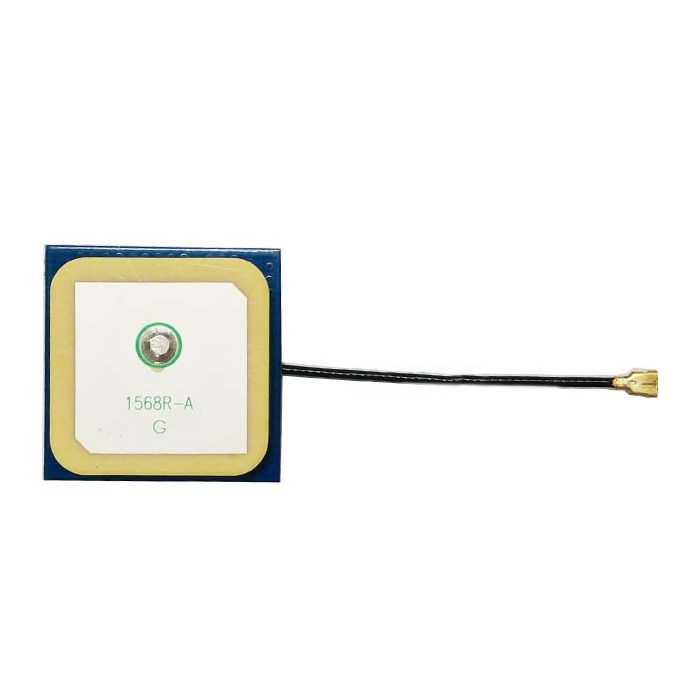 GPS + Compass Ceramic Chip Dual Antenna 34dB 5cm IPEX IPX U.FL Connector For FPV RC Drone
