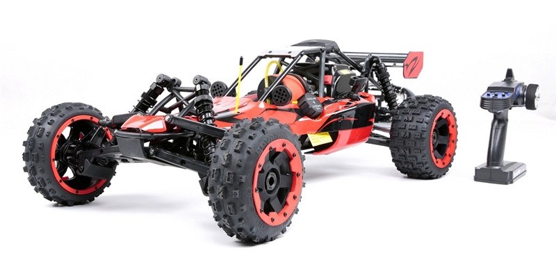 1/5 2.4G RWD 80km/h Rovan Baja Rc Car 29cc Petrol Engine Buggy RTR With Metal Differential Toys