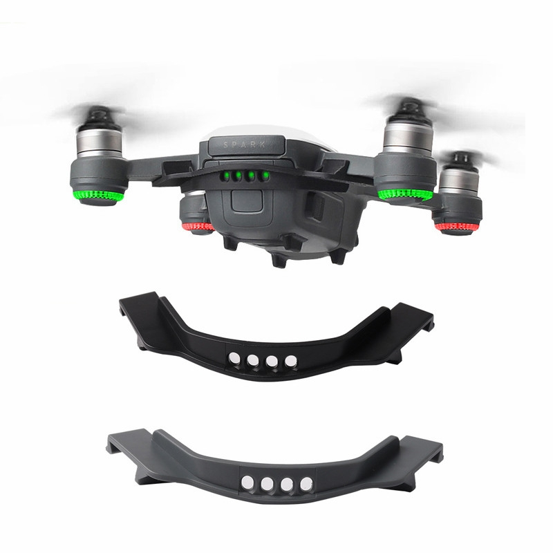 Anti-slip Battery Buckle Clip Fuselage Frame Holder Guard Cover Strap for DJI Spark Drone