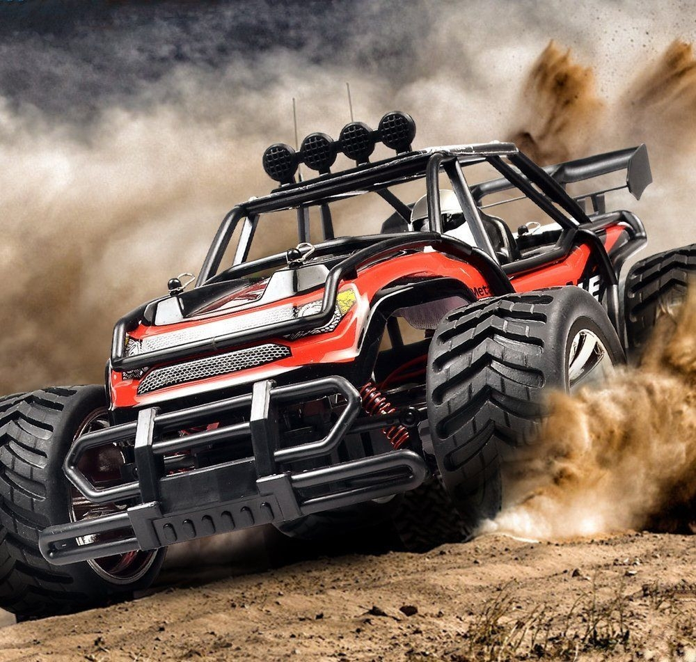 Subotech BG1512 1/16 2.4G 2WD Racing Rc Car Gale Desert Buggy Drift Off-road Truck RTR Toys