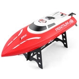 JJRC S1 Pentium 2.4GHz 2CH 25KM/h High Speed Mini Racing RC Boat RTR