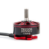 TopMotor TH2306 2306 2600KV Brushless Motor 3-5S Red For RC Drone FPV Racing Multi Rotor