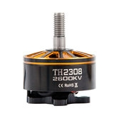 TopMotor TH2308 2308 2600KV Brushless Motor 3-5S Golden For RC Drone FPV Racing Multi Rotor
