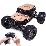 8822G 1/12 2.4G 2WD Racing Rc Car 43km/h 32*26*12cm Off Road Rock Crawler With Alloy Shell Toy