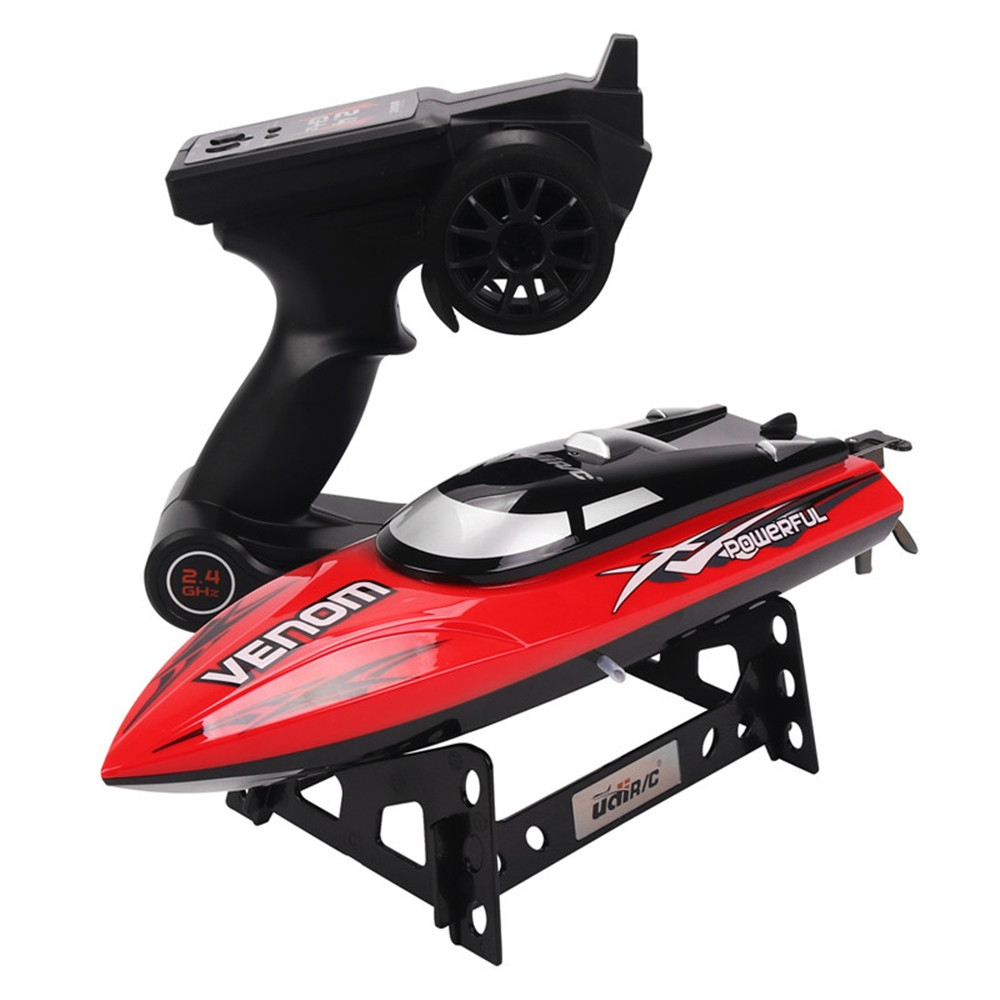 UdiR/C UDI901 33cm 2.4G Rc Boat 20km/h Max Speed With Water Cooling System 150m Remote Distance Toy